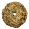 BagelBiz Whole Wheat Everything Bagel