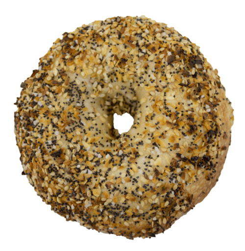BagelBiz Everything Bagel