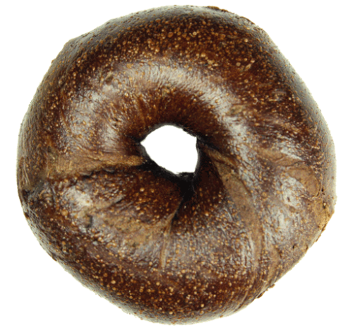 The Best Pumpernickel Bagels Ever
