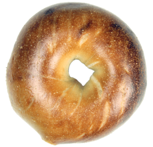 Best Plain bagel from New York Bagelbiz.com