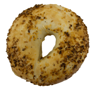 Bagel Biz Garlic Bagel