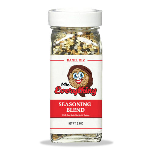 Miz Everything Bagel Seasoning - Bagelbiz.com