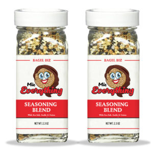 Miz Everything Bagel Seasoning 2 Bottles $16.99
